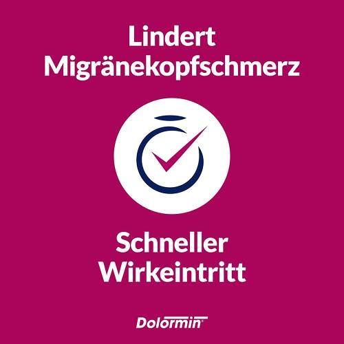Dolormin Migräne bei Migräneattacken - 4