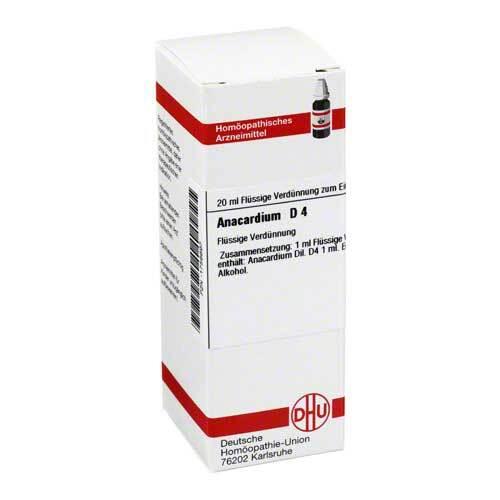 Anacardium D 4 Dilution - 1