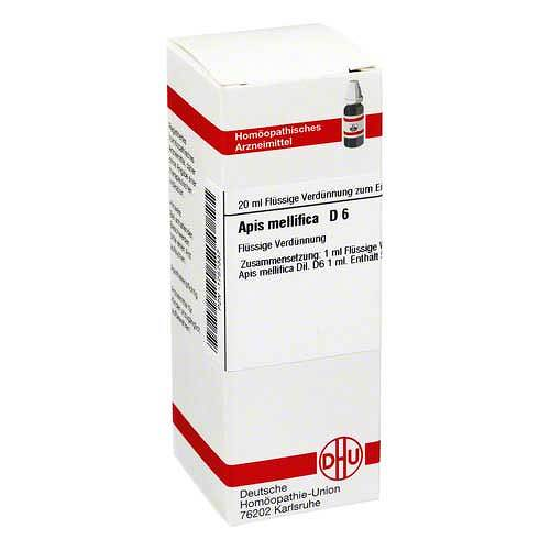 DHU Apis mellifica D 6 Dilution - 1