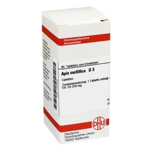 DHU Apis mellifica D 3 Tabletten - 1