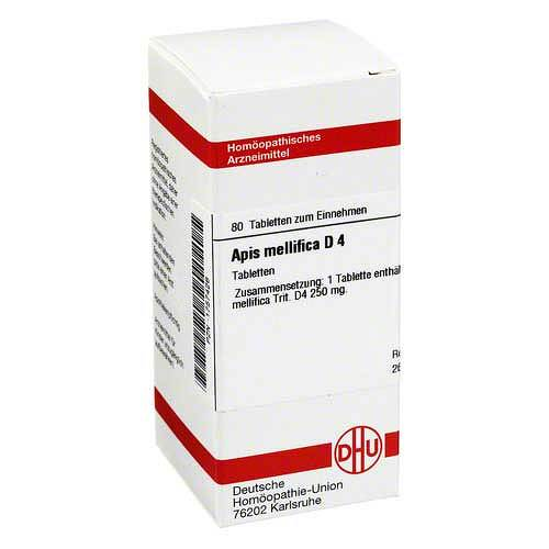 Apis mellifica D 4 Tabletten - 1