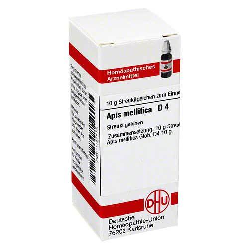 DHU Apis mellifica D 4 Globuli - 1