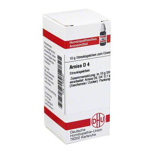 DHU Arnica D 4 Globuli - 1