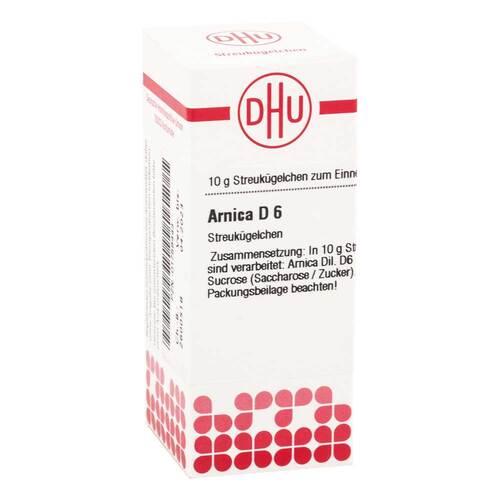 DHU Arnica D6 Globuli - 1