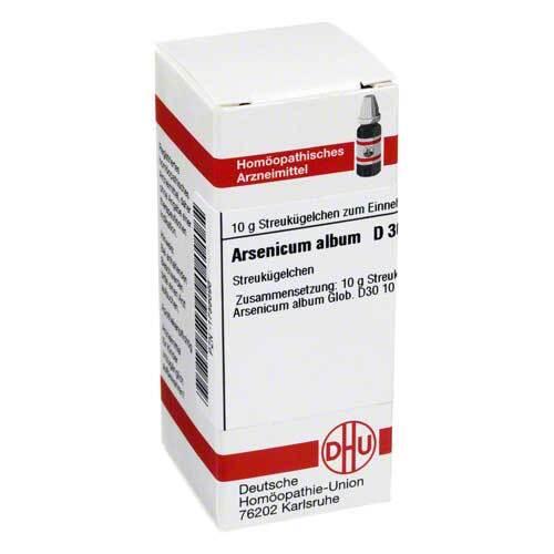 Arsenicum album D30 Globuli - 1