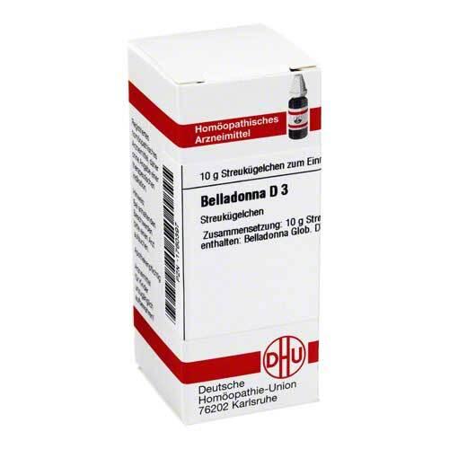Belladonna D 3 Globuli - 1
