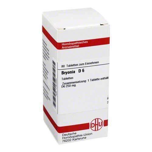 DHU Bryonia D 6 Tabletten - 1
