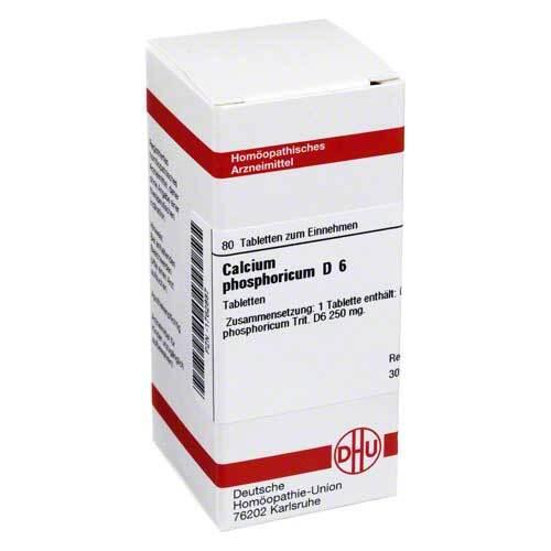 DHU Calcium phosphoricum D 6 Tabletten - 1