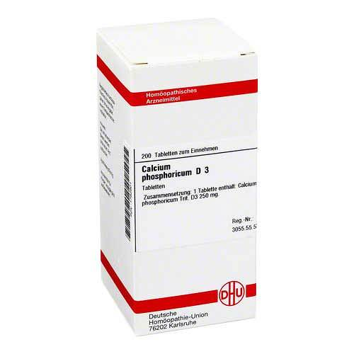 Calcium phosphoricum D 3 Tabletten - 1