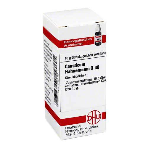 DHU Causticum Hahnemanni D 30 Gl - 1
