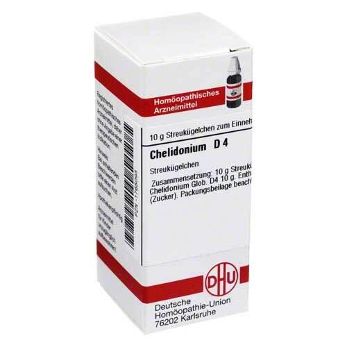 Chelidonium D 4 Globuli - 1