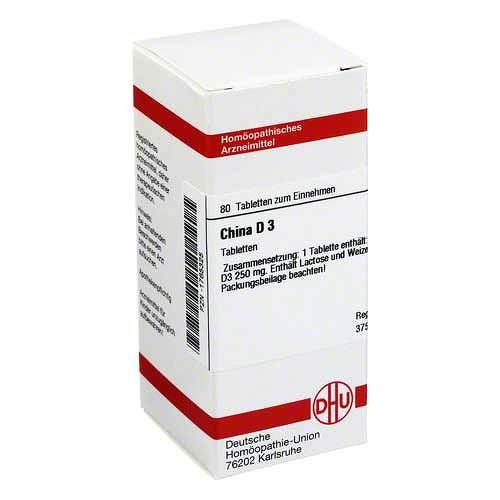 China D 3 Tabletten - 1