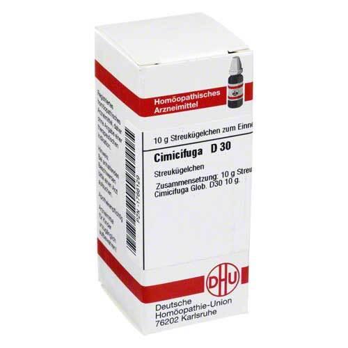 DHU Cimicifuga D 30 Globuli - 1
