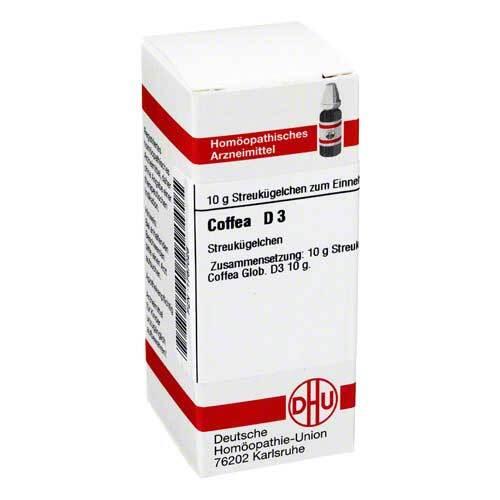 Coffea D 3 Globuli - 1