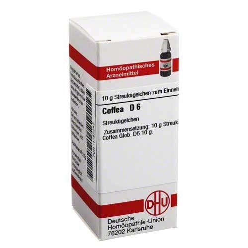 Coffea D 6 Globuli - 1