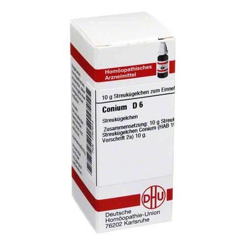 DHU Conium D 6 Globuli - 1