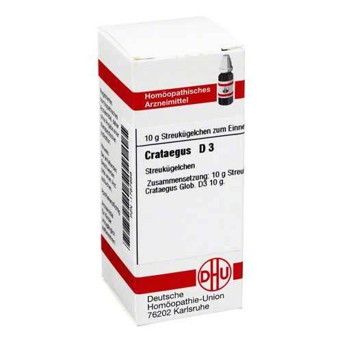 DHU Crataegus D 3 Globuli - 1