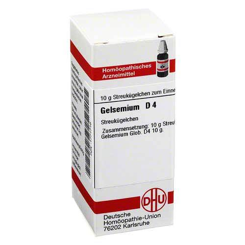 Gelsemium D 4 Globuli - 1