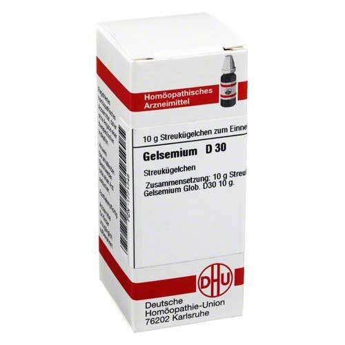 Gelsemium D 30 Globuli - 1