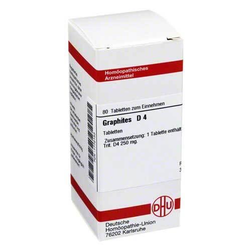 DHU Graphites D 4 Tabletten - 1