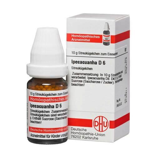 Ipecacuanha D 6 Globuli - 1