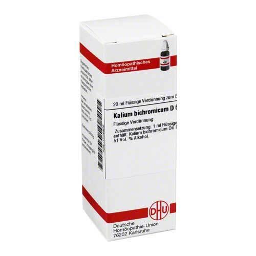 DHU Kalium bichromicum D 6 Dilution - 1