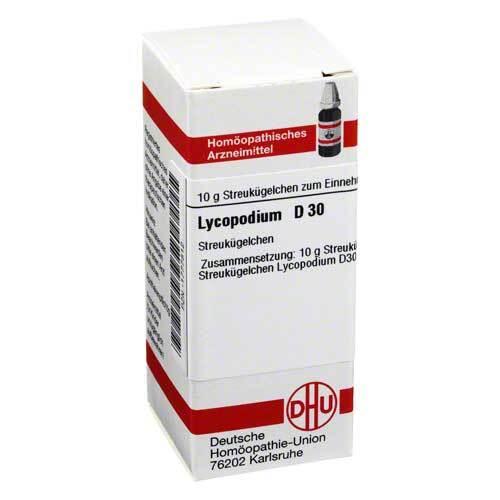 DHU Lycopodium D 30 Globuli - 1