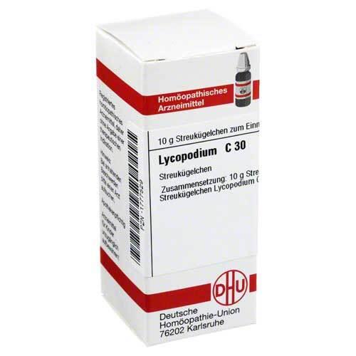 DHU Lycopodium C 30 Globuli - 1