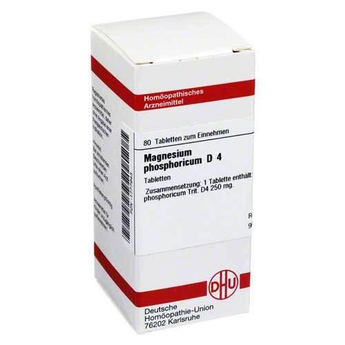 DHU Magnesium phosphoricum D 4 Tabletten - 1