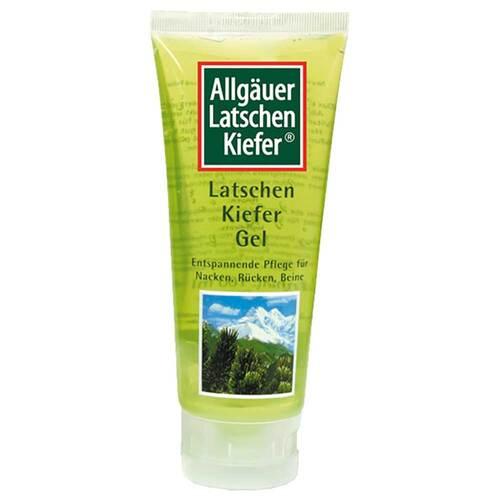 Allgäuer Latschenkiefer Gel - 1