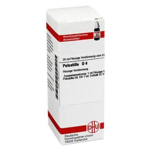 Pulsatilla D 4 Dilution - 1
