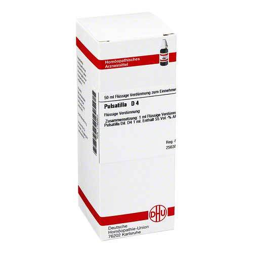 DHU Pulsatilla D 4 Dilution - 1