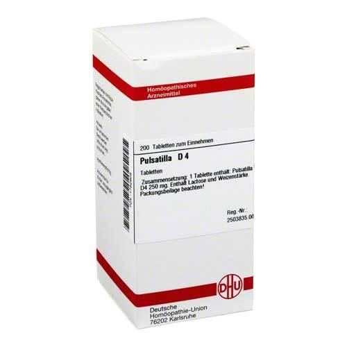 DHU Pulsatilla D 4 Tabletten - 1