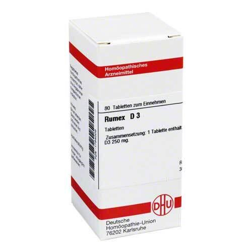Rumex D 3 Tabletten - 1