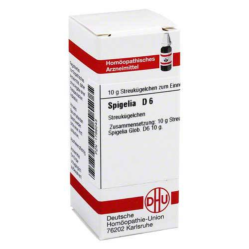DHU Spigelia D 6 Globuli - 1