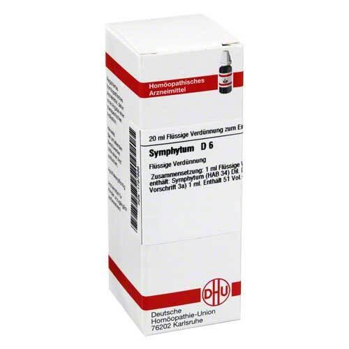 Symphytum D 6 Dilution - 1
