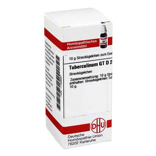 DHU Tuberculinum GT D 200 Globuli - 1