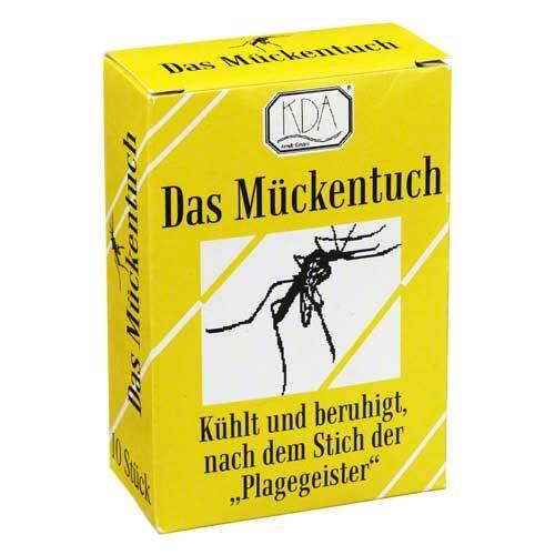 Mückentuch nach dem Stich KDA - 1