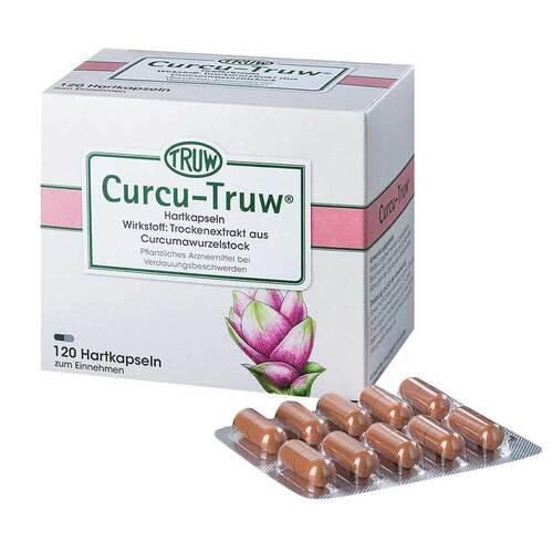 Curcu Truw Hartkapseln - 1
