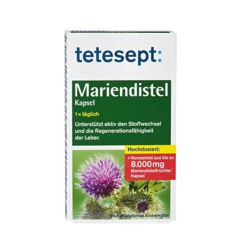 Tetesept Mariendistel-Kapseln - 1