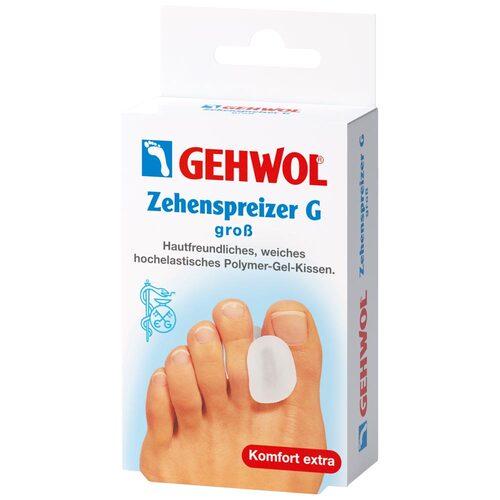 Gehwol Polymer Gel Zehen Spreizer G groß - 1