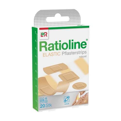 Ratioline elastic Pflasterstrips in 4 Größen - 1