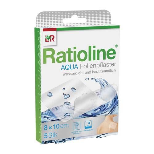 Ratioline aqua Duschpflaster 8x10 cm - 1