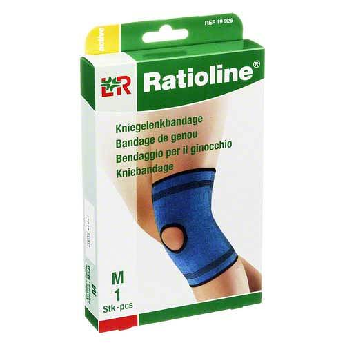 Ratioline active Kniegelenkbandage Größe M - 1