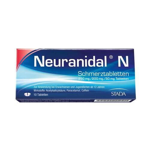 Neuranidal N Tabletten - 1