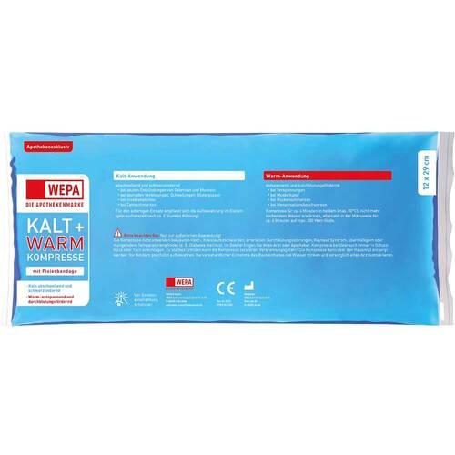 Kalt-Warm Kompresse 12x29cm - 3
