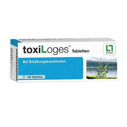 Toxi Loges Tabletten - 1