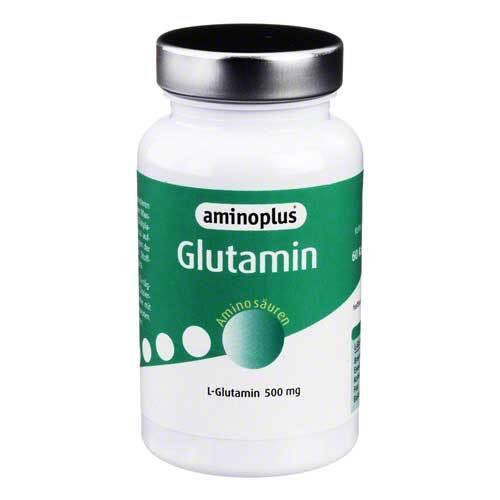 Aminoplus Glutamin Kapseln - 1