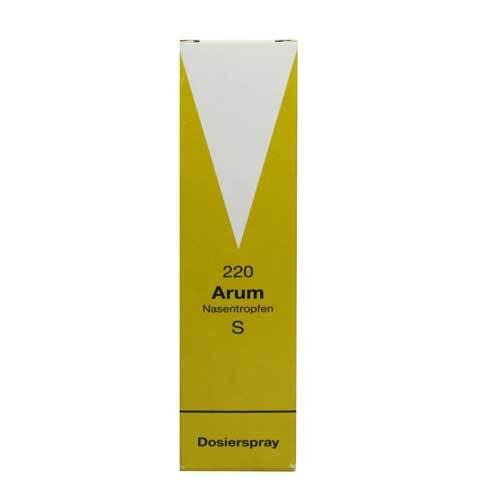 Arum Nasentropfen S 220 - 1