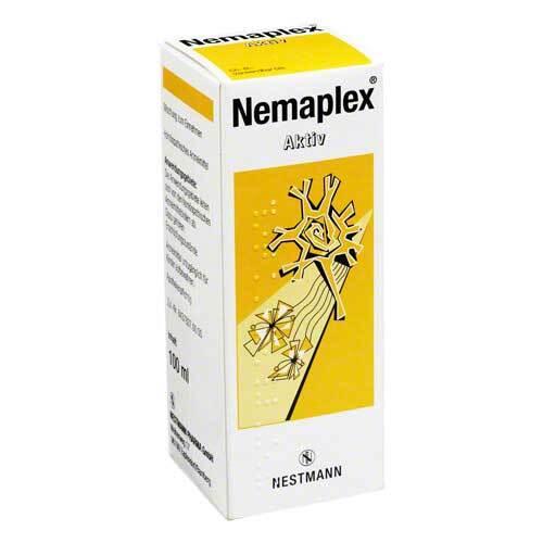 Nemaplex Aktiv Tropfen - 1